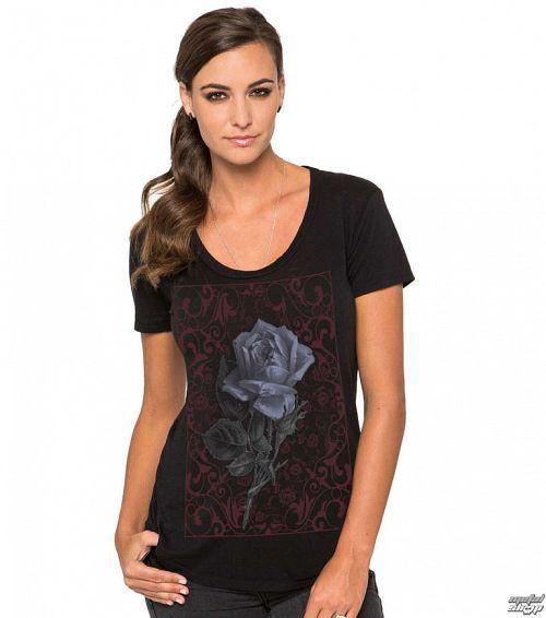 tričko dámske METAL MULISHA - Lonely Rose -