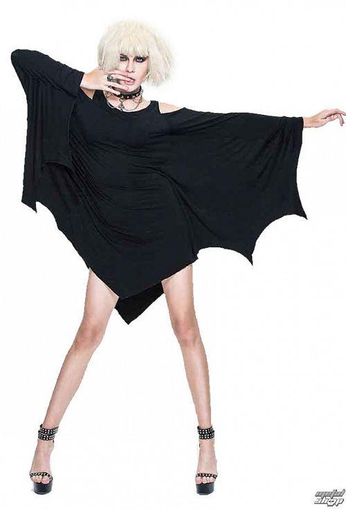tričko dámske s dlhým rukávom DEVIL FASHION - ULTIMATE BAT - DVSKT038