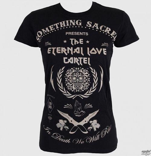 tričko dámske SOMETHING SACRED - Deathless Love - SSW-10