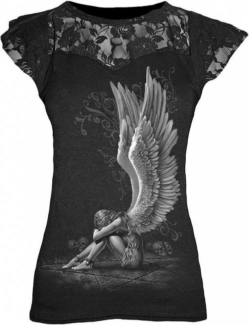 tričko dámske SPIRAL - Enslaved Angel - DT195262