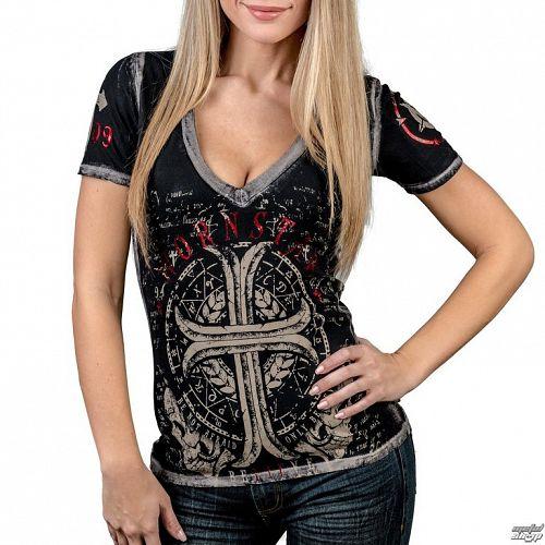 tričko dámske WORNSTAR - Believe - WSUSL-Belvi