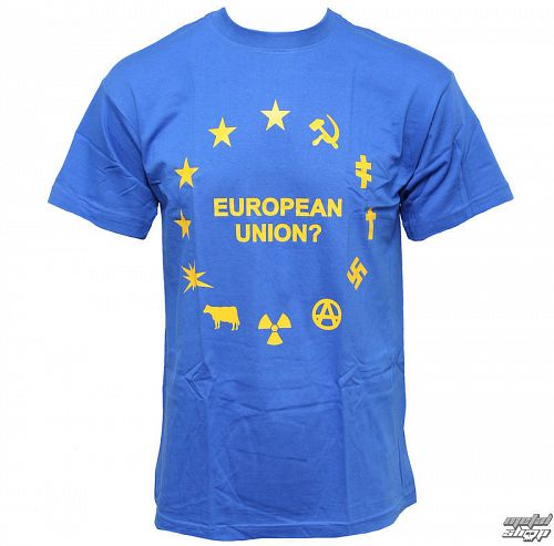 tričko European Union 3 - RRR