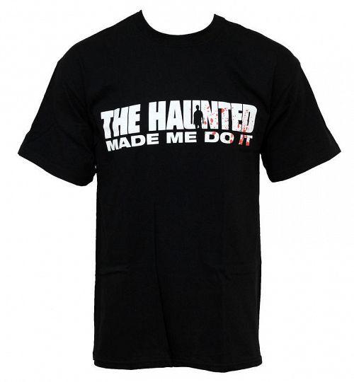 tričko pánske Haunted, The - Made Me Do It - RAZAMATAZ