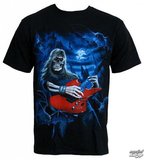 tričko pánske Midnight Anthem - LIQUID BLUE - 31215