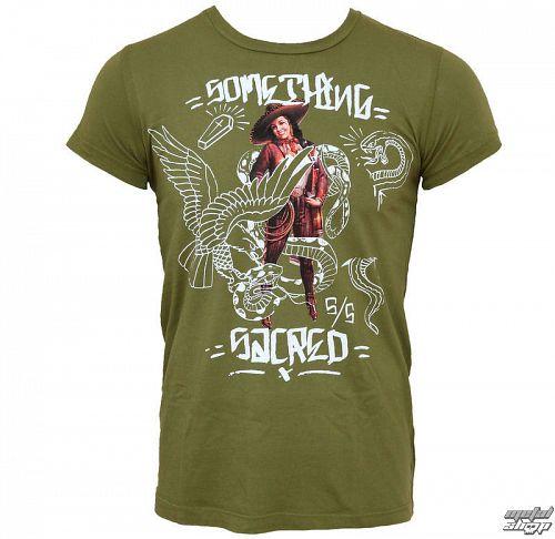 tričko pánske SOMETHING SACRED - Feading Bandit - SSM-02