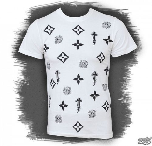 tričko pánske SOMETHING SACRED - Loui - SSM-07