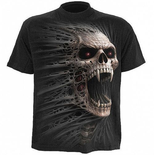 tričko pánske SPIRAL - Cast Out - WM116600