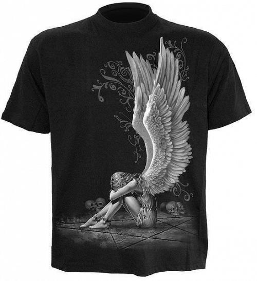 tričko pánske SPIRAL - Enslaved Angel - DT195600