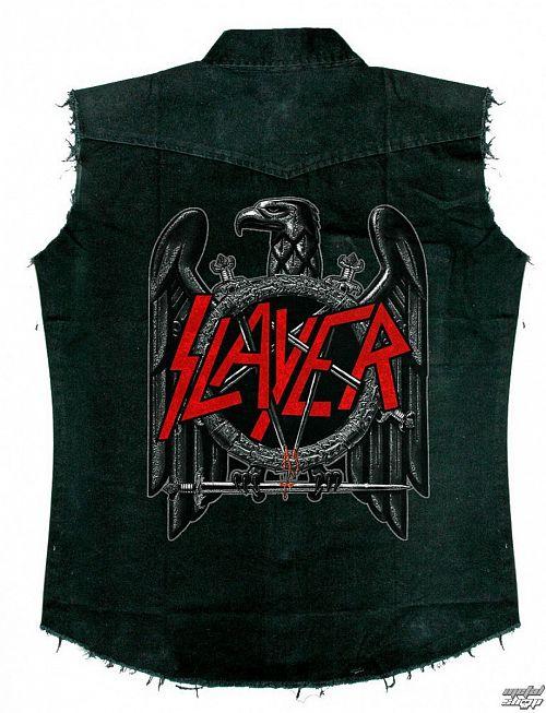 vesta pánska Slayer - Black Eagle - RAZAMATAZ