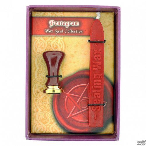 vosková pečať Pentagram - NENOW - B1880F6