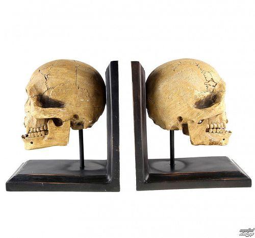 zarážka na knihy Skulls - D1208D5