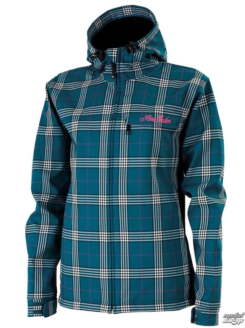 75e9955d51 bunda dámská jarně podzimní HORSEFEATHERS - Womens Soft Shell - Parade -  Mint