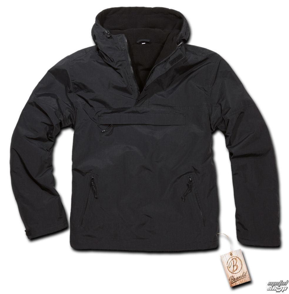 bunda pánska jarno-jesenná BRANDIT - Windbreaker Black - 3001 2 ... fc505a2373f