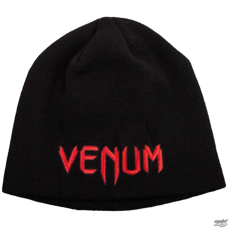 83cd33d0e06e5 čiapka VENUM - Classic - Black / Red - VENUM-03408-100 | Rock fashion
