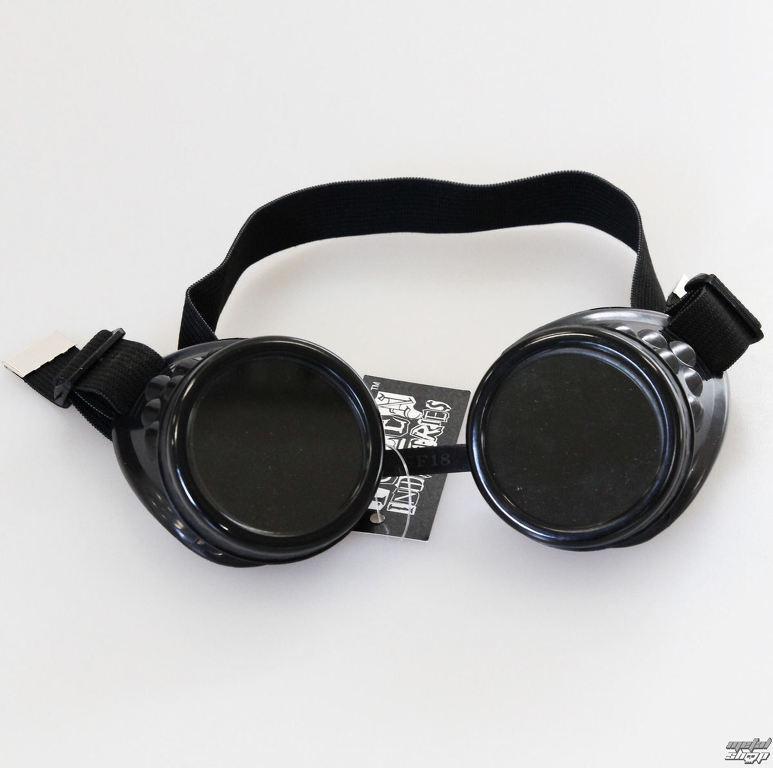 058f9ff9d cyber okuliare POIZEN INDUSTRIES - Goggle CG1 - BLK | Rock fashion