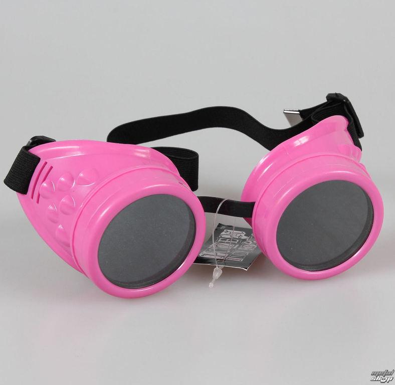 673387a84 cyber okuliare POIZEN INDUSTRIES - Goggle CG1C - Pink | Rock fashion