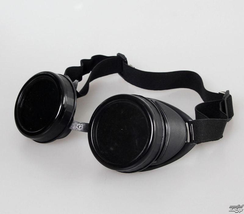 70e45291f cyber okuliare POIZEN INDUSTRIES - Goggle CG2 - BLK | Rock fashion