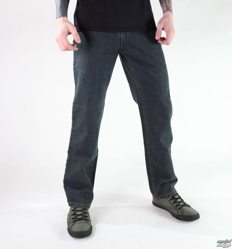 375347ea283b nohavice pánske SPITFIRE jeans - SF PNT B07 CLASSIC - DARK DIRT ...