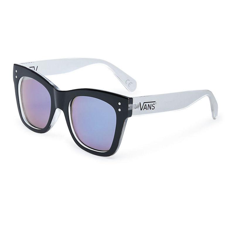 okuliare slnečné VANS - WM SUNNY DAZY - Black   Clear - VA3AJ3BCQ ... f247cbbf88d