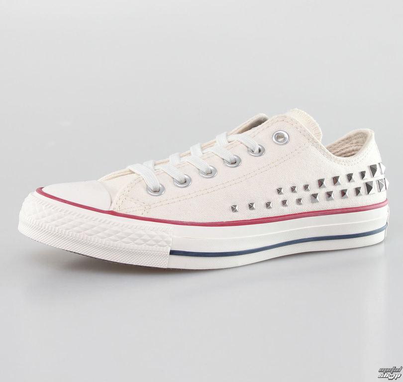 156cbd9d4 topánky dámske CONVERSE - Chuck Taylor - AS Collar Studs - Erget - C540368F