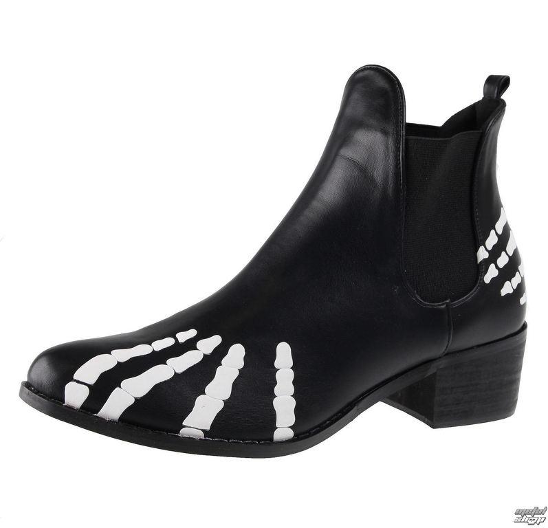 b519c92fce2b topánky dámske IRON FIST - Grave Robber - IFW005101-Black