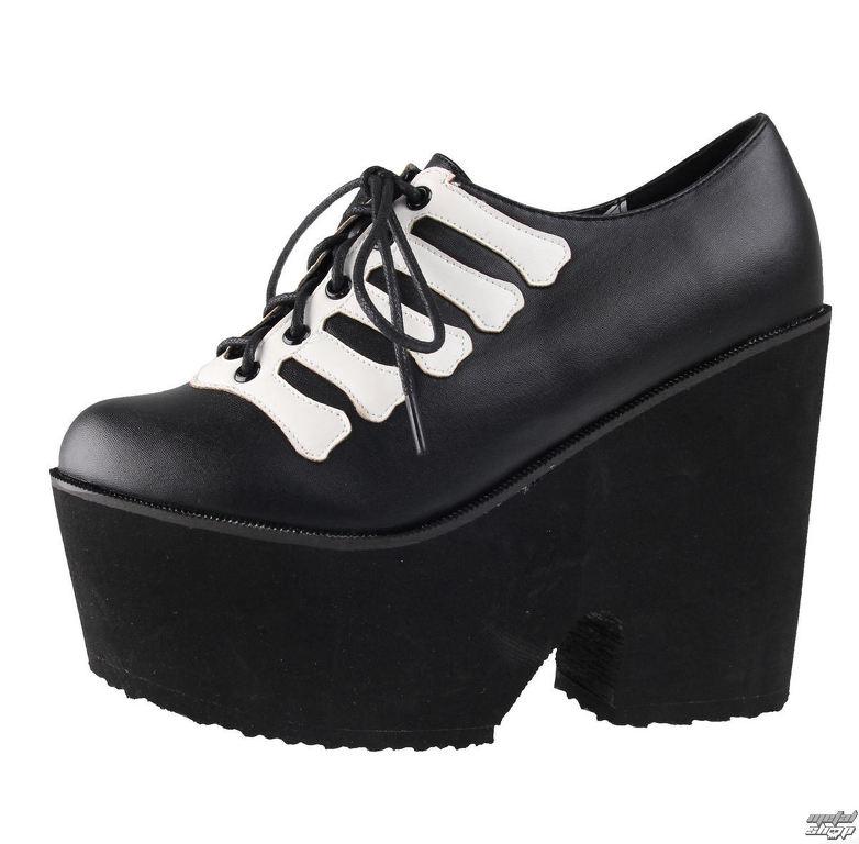 550a0a8d9195 topánky dámske IRON FIST - Wishbone Super - IFW005126-Black