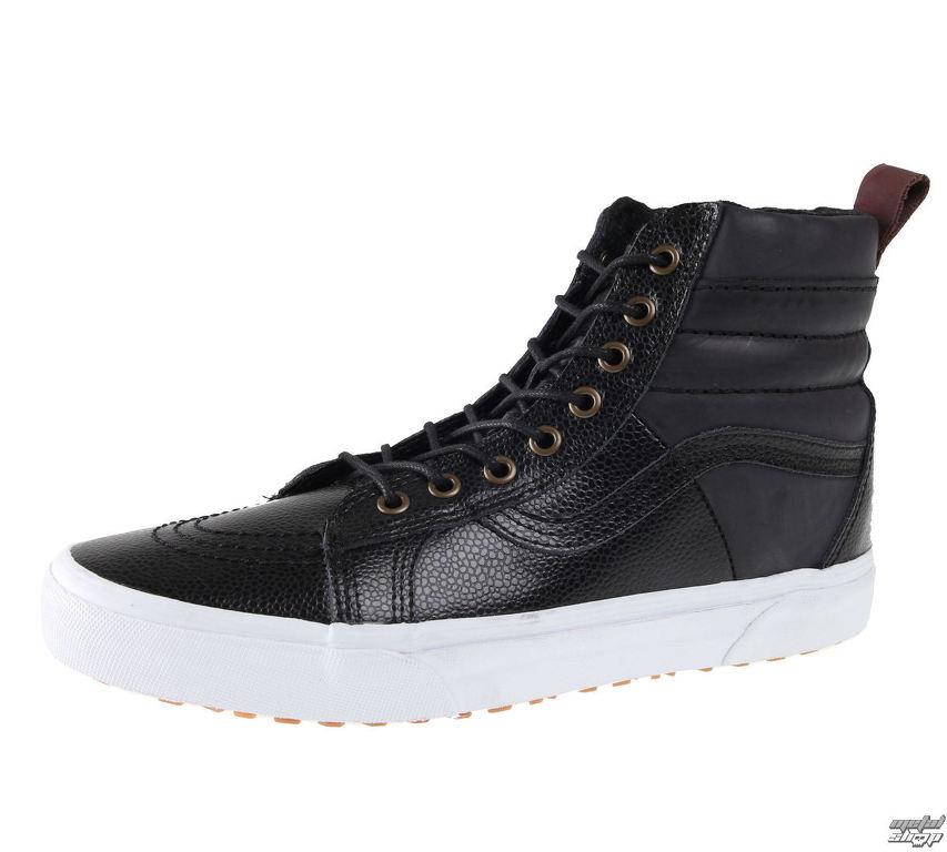 1af09f9a814f8 topánky pánske VANS - SK8-HI 46 MTE - Oblázek Leather - VA2XS2JTQ ...