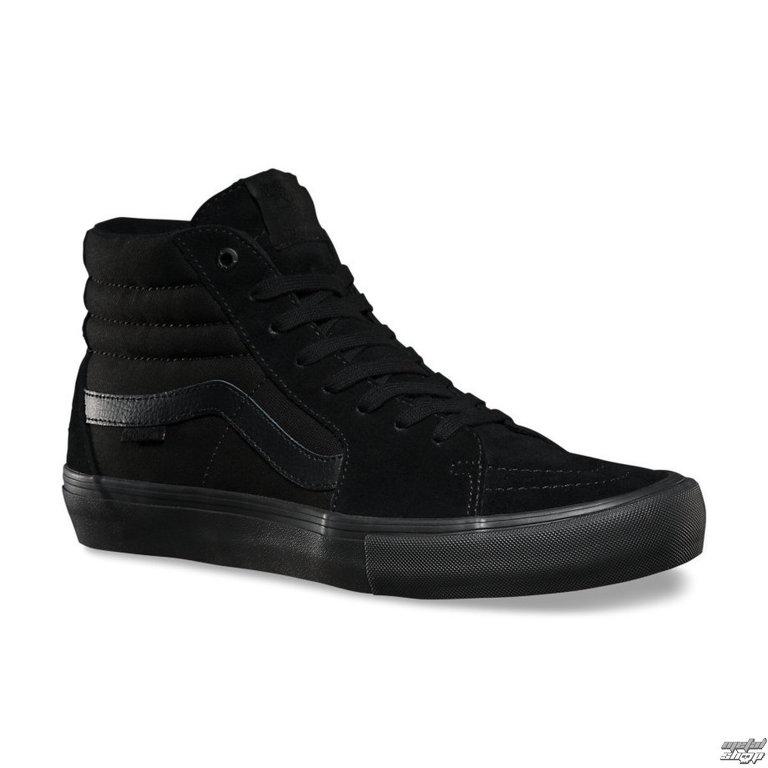 5e86418c3cb4a topánky pánske VANS - SK8-HI Pro - Blackout - VVHG1OJ   Rock fashion