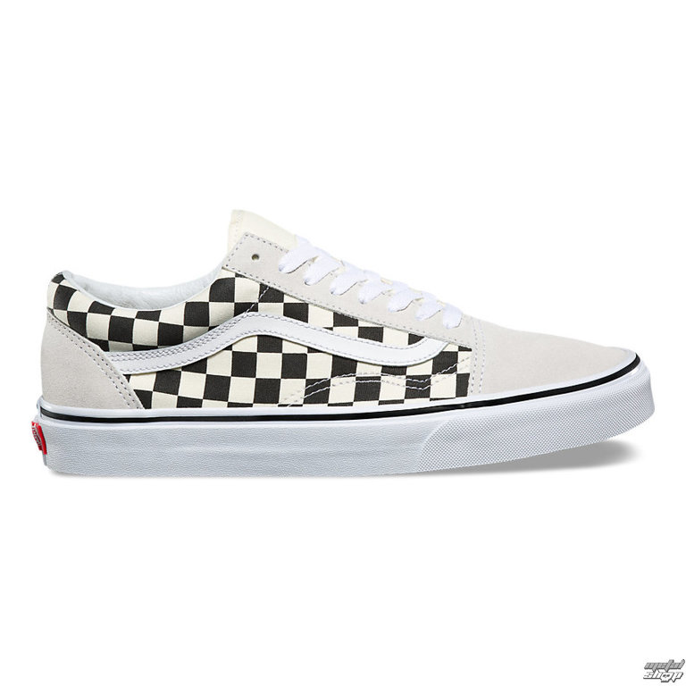 405de4d28fdeb topánky VANS - UA OLD Skool (Checkerboar) - VA38G127K | Rock fashion