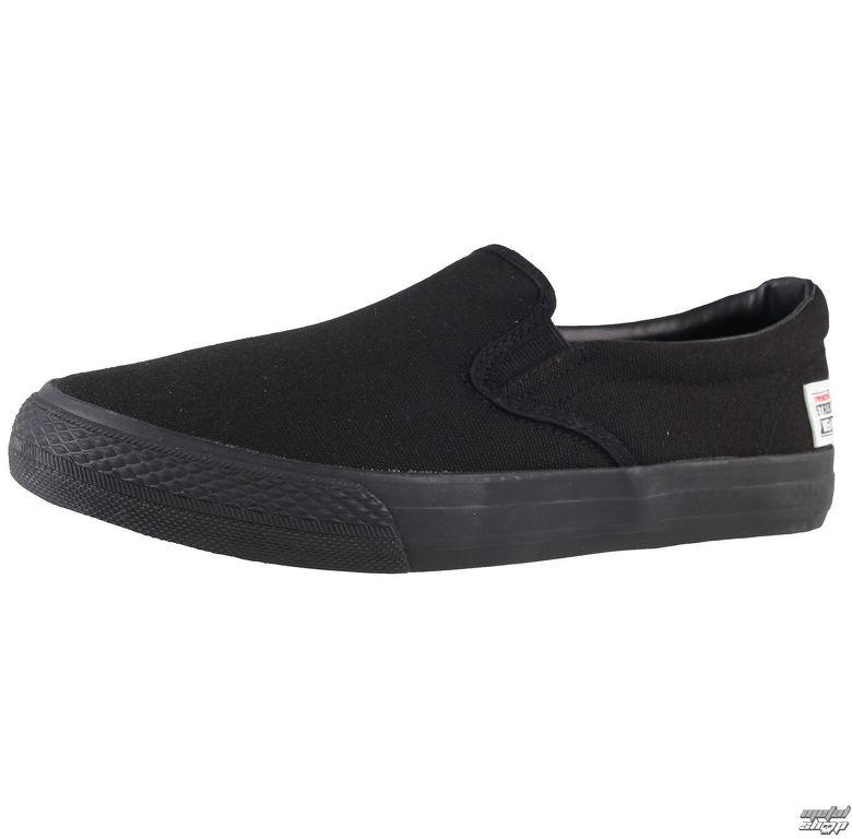 4eaf8c1594 topánky VISION - Slip On - Black - VMF5FWSO02