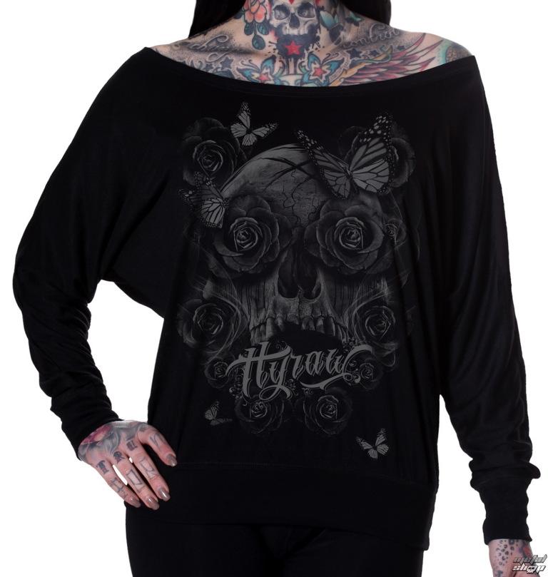 9347935d26b8 tričko dámske s dlhým rukávom HYRAW - Angel - HY074