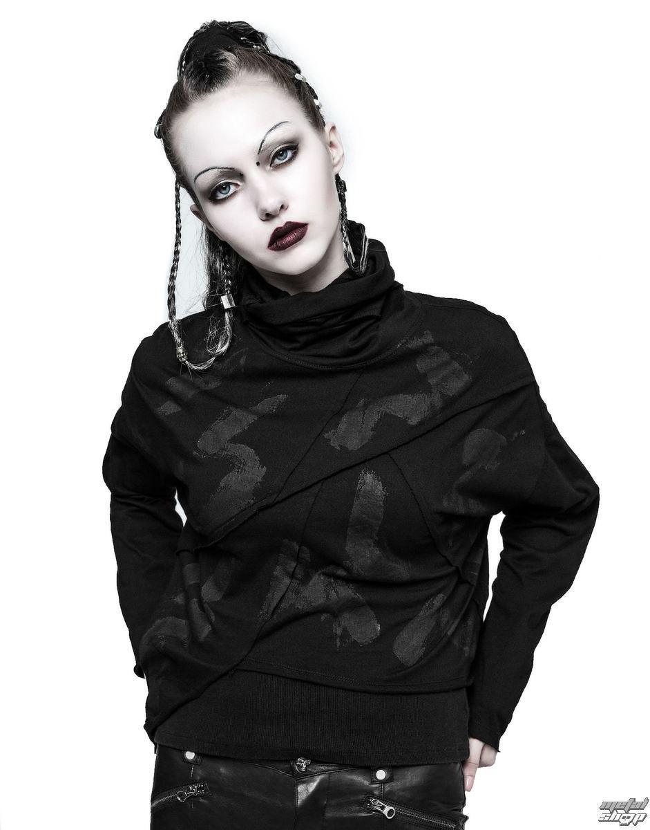 tričko dámske s dlhým rukávom PUNK RAVE - Nonsence - OPT-121  fdf437e5ab