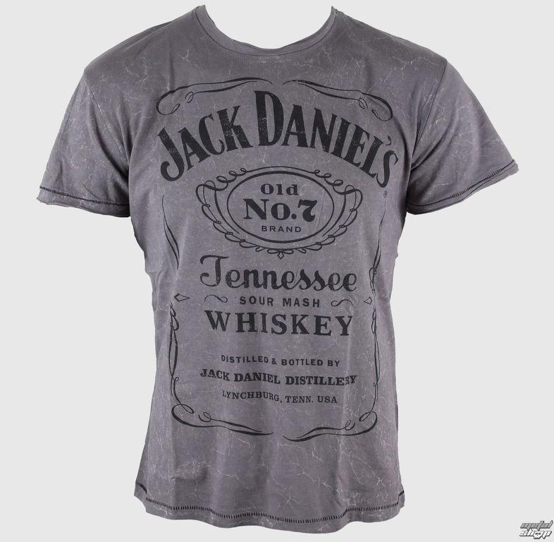 73889a7be669 tričko pánske Jack Daniels - Acid Washed - BIOWORLD - TS111080JDS ...
