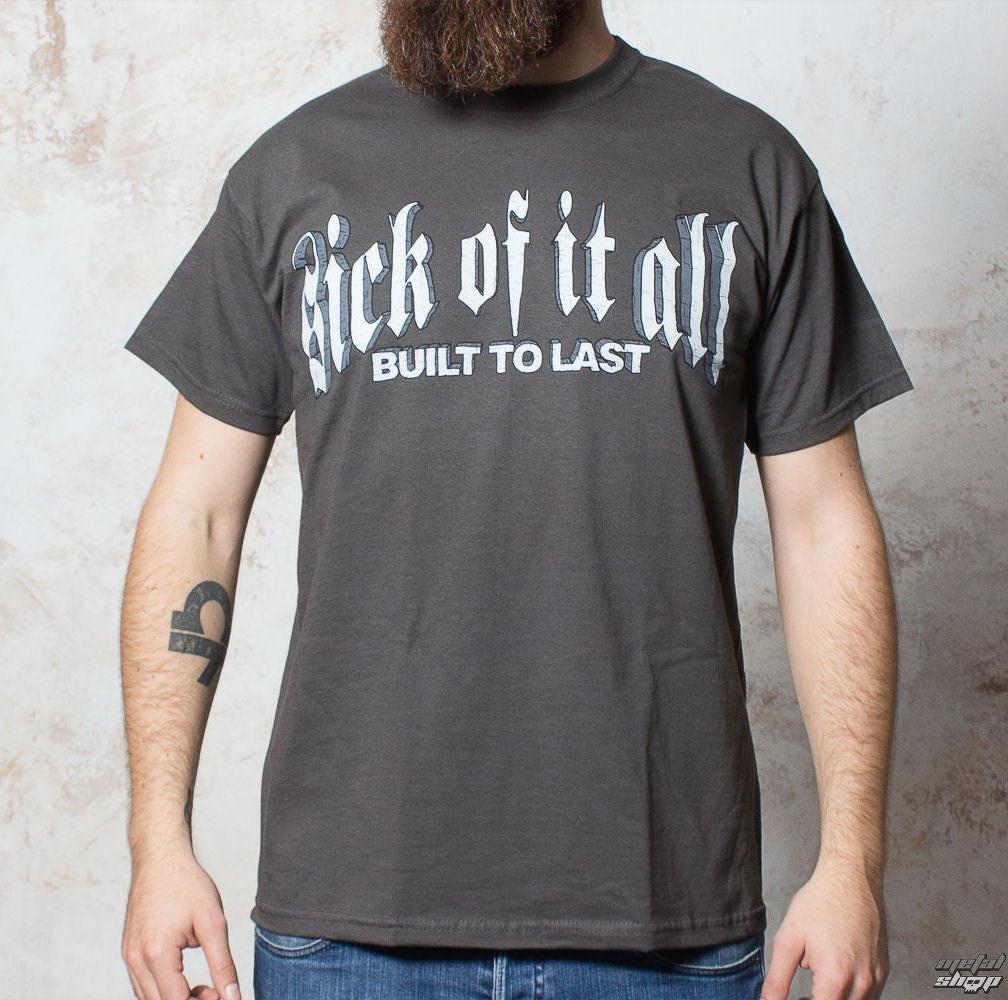 abb9d64e705 tričko pánske Sick Of IT All - Epic Rock - Graphite - BUCKANEER - 1701