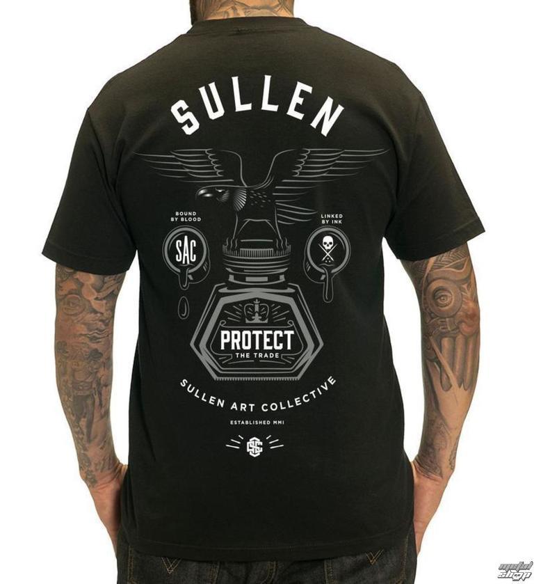 15fb28e16eed tričko pánske SULLEN - BOUND BY BLOOD - BLACK - SCM1250 BK